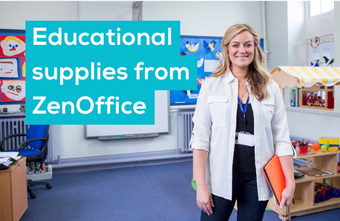 Educational supplies from ZenOffice