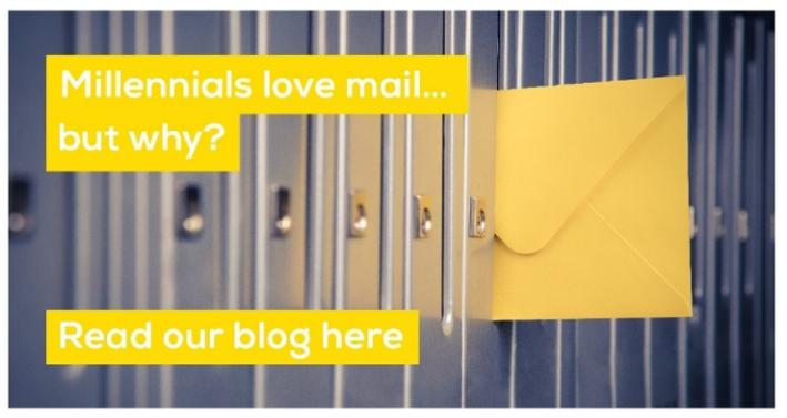 Marketing Direct Mail Millennials Blog