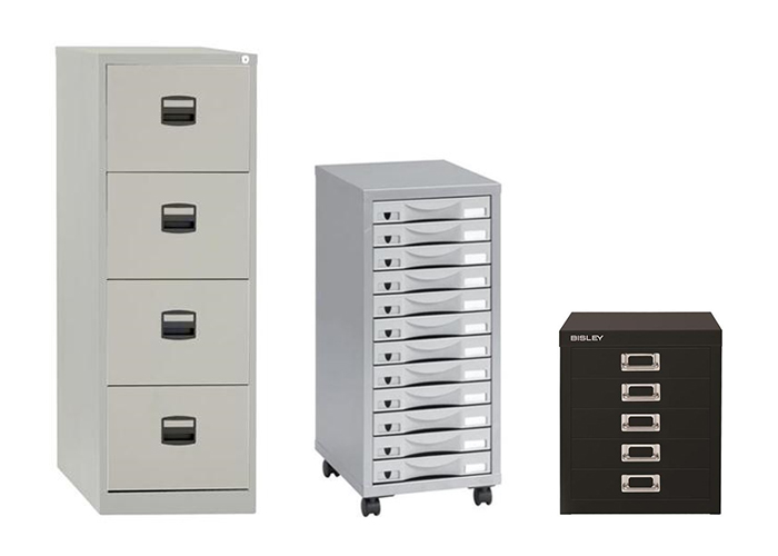 Filing cabinets and storage solutions from ZenOffice