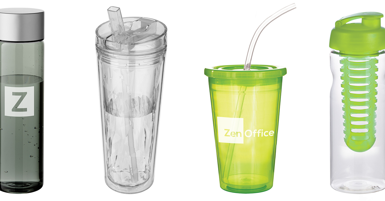 Reusable cups and mugs from ZenOffice