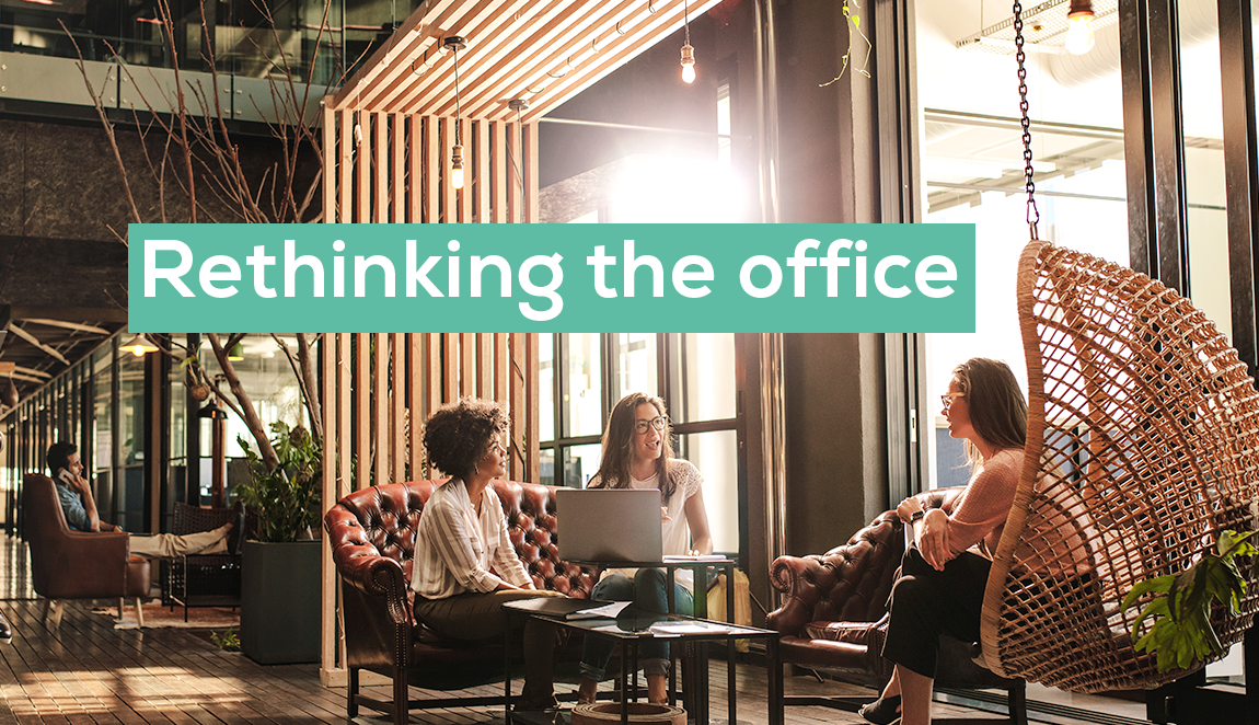 Rethinking the office