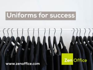 Uniforms for success