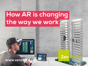 How AR is changing the way we work