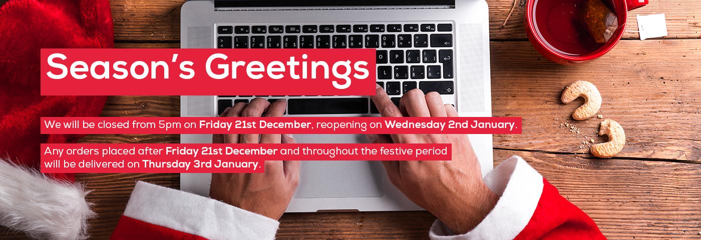ZenOffice Christmas Closure Info