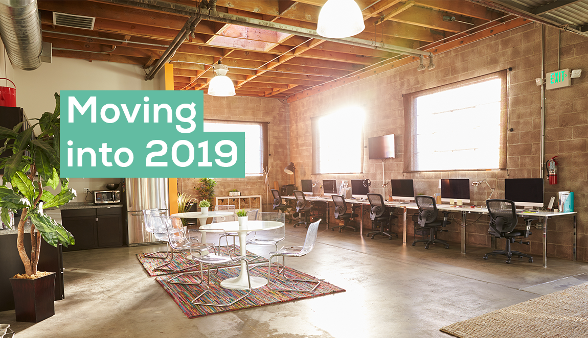 Business Interiors - Moving into 2019