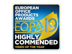 36986f4812e8727 ZenOffice is Highly Commended at the 2019 European Office Products Awards