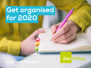 Get organised for 2020