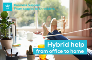 Hybrid Help from Office to Home